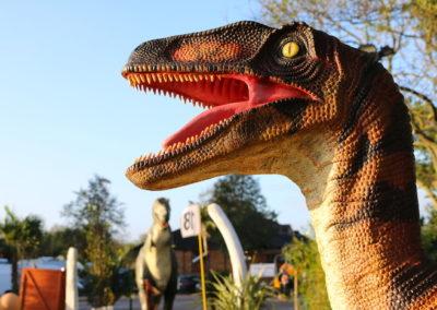 Dinosaur Crazy Golf Nottingham
