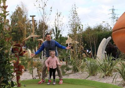 Fun Family CrazyPutt Mini Golf Nottingham